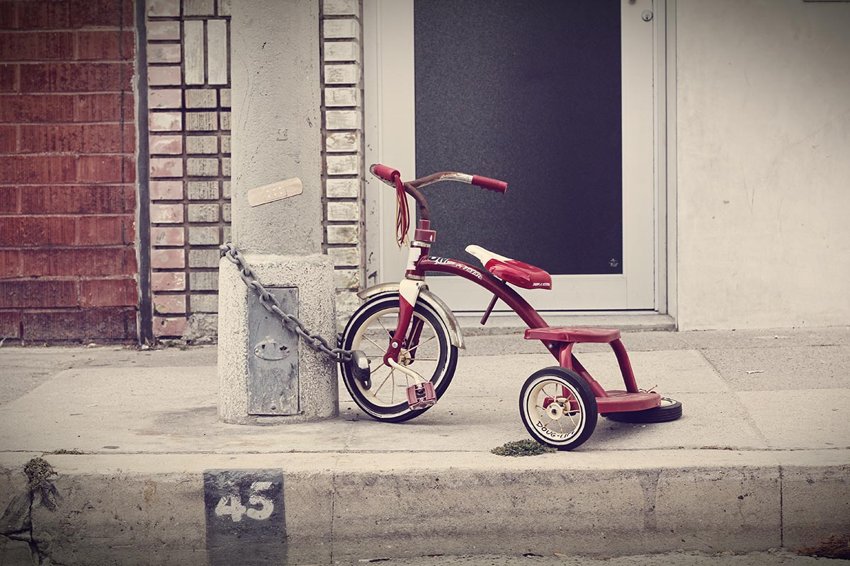 Achieve best results with best red bike