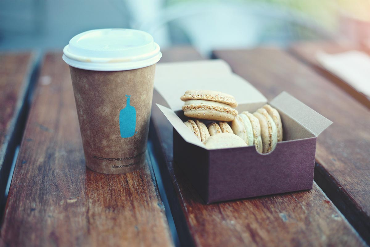 Cookies and coffee are healthy