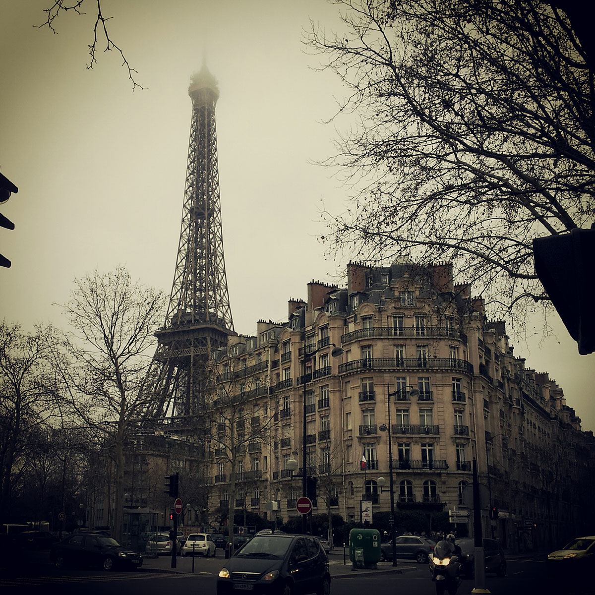 Paris is the most beautiful love city