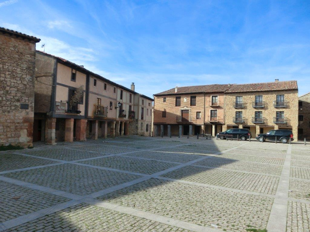 Medinaceli-Plaza Mayor