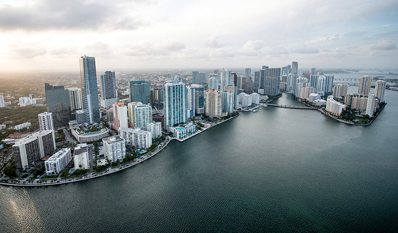 aerial-view-miami-florida