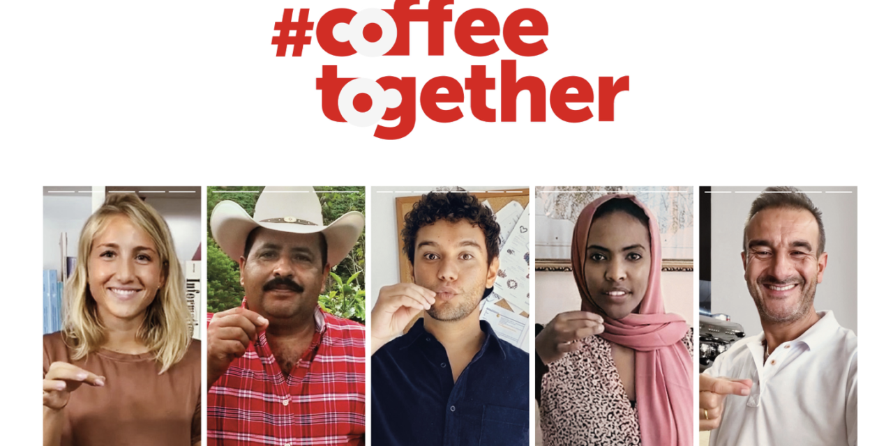 Destinos para compartir un café #coffeetogether