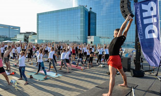 Global Yoga Congress llega a Barcelona